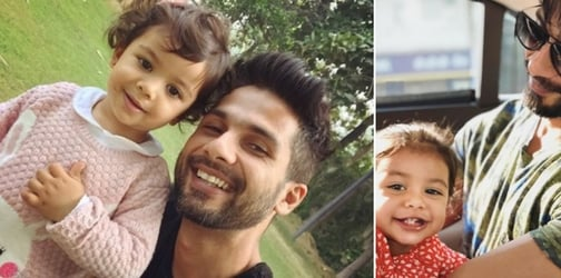 Daughters have a special connection with their fathers and Misha Kapoor proves it!