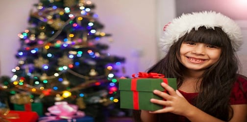 How many Christmas gifts should you give your kids?