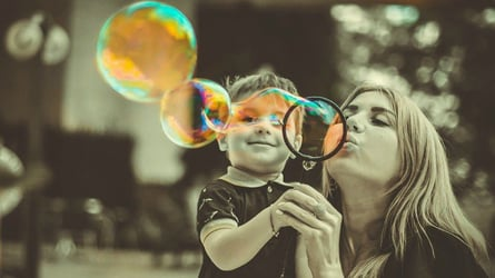How many times have you doubted yourself as a mother?