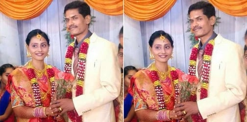 On her 'suhaag raat' 24-year-old educated bride is mercilessly beaten by her husband!