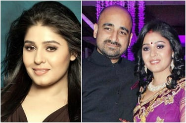 Good news! Singer Sunidhi Chauhan blessed with a baby boy on New Years Day