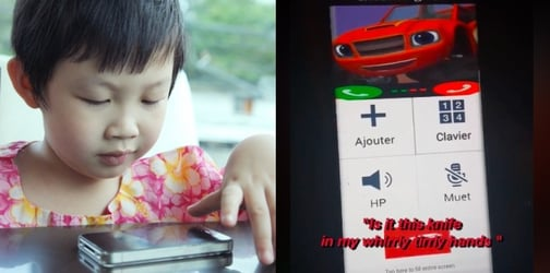 Mum warns the world about the terrifying app her daughter accidentally downloaded