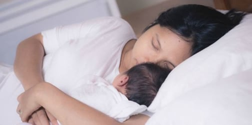 Easy and effective tips to relieve post childbirth pain