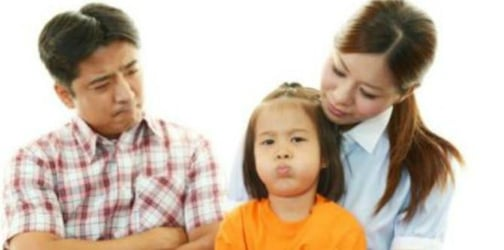 Dad And Mum Discipline: Is There A Difference In Raising Your Child?