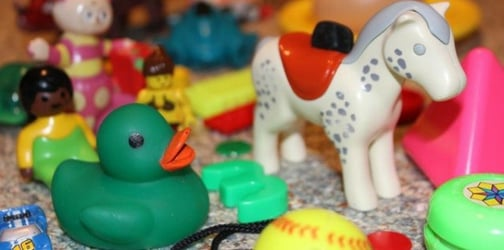 Your kids could be poisoned by harmful plastic toys