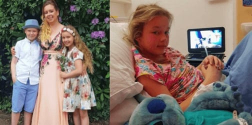 Girl has 'exorcist syndrome' due to recurring tonsil infection