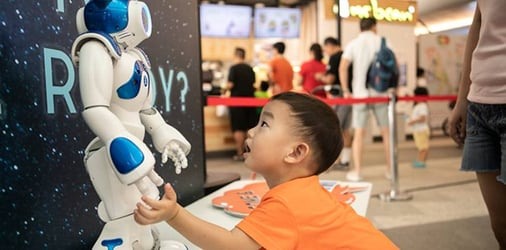 Are your kids ready for the FUTURE of WORK?