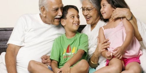 Children Who Grow Up With Their Grandparents Are Happier And More Secure: Study