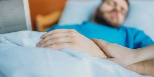 Dad's Sore Throat Puts Him In A Coma, Needs Multiple Amputations To Survive