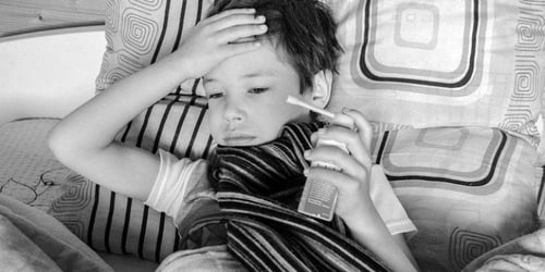 Does Your Child Have Allergic Rhinitis? Here Are The Symptoms