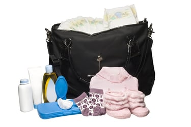 Stylish diaper bags for savvy mums
