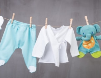 What size clothes did your baby wear home?