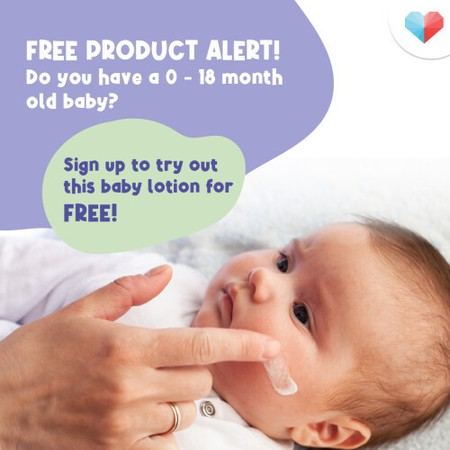 Want to try a NEW baby lotion?🧴 🤩