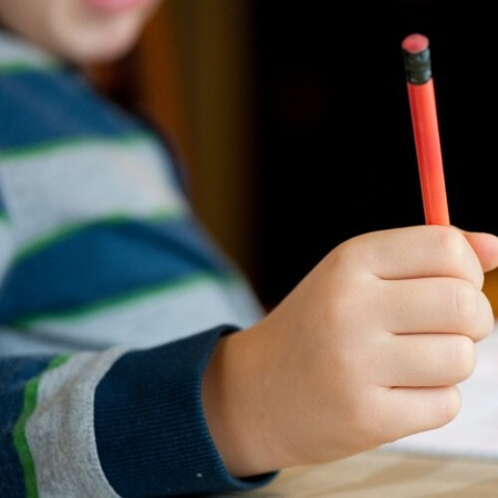 How to teach your child to hold a pencil?