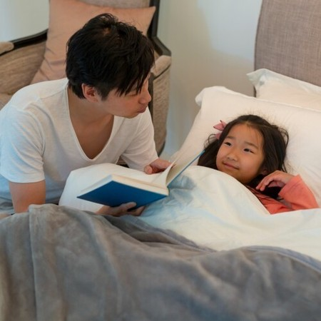 Bedtime stories for toddlers