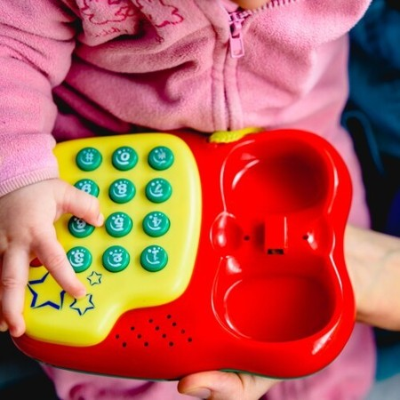 Teaching Phone Number To a Child