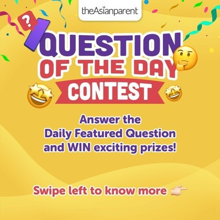 ❓ Question of the Day Contest 🎁