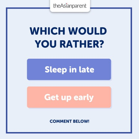 Which would you choose? 😴