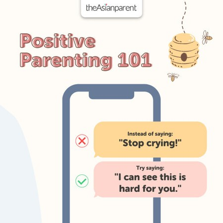 Are you practicing positive parenting at home? 🤗