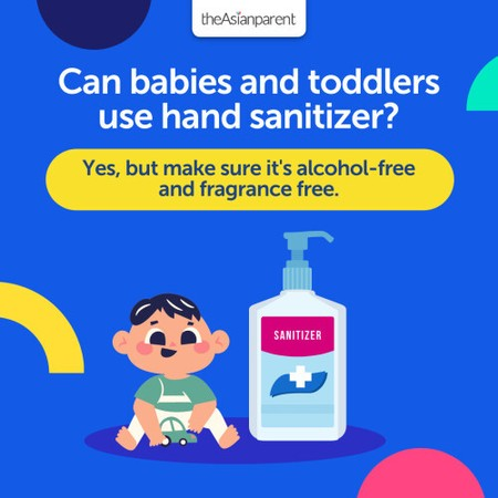 Hand Sanitizers for Kids 👶🏻