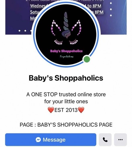 Get your baby stuff here!