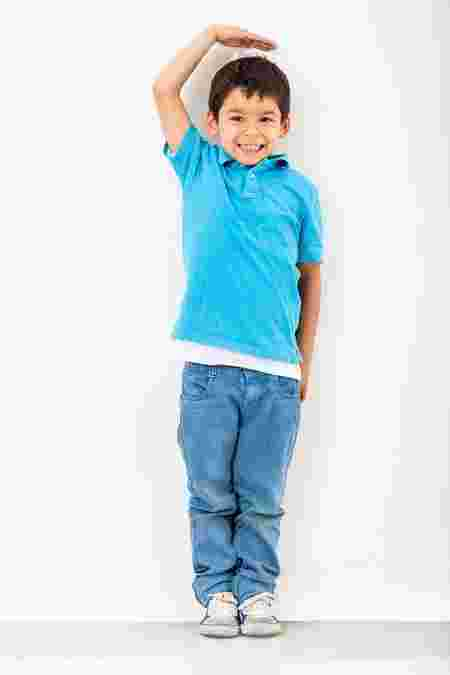 how to grow taller, increase height, kid's height