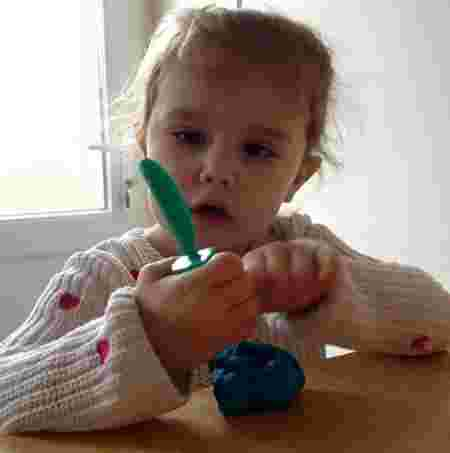 A Rare Disease Compels Toddler to Eat Everything