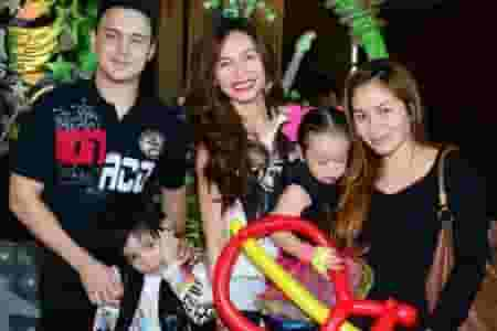LOOK: 10 Former celeb couples who are winning the co-parenting game!