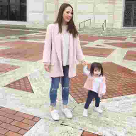 9 Celebrity mom-daughter #OOTD twinning moments we absolutely love!