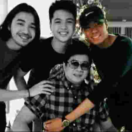 Randy Santiago grieves the loss of his 'malambing' and brave son Ryan