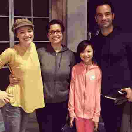 Lea Salonga wants her daughter to be left alone: 'She's not a celebrity'