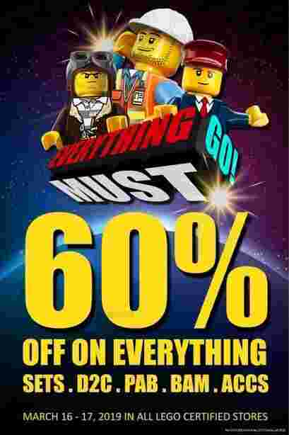 pay day sale, lego