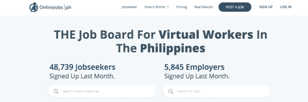 homebased typing jobs in the philippines