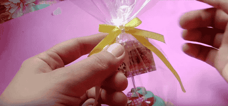 christening giveaway