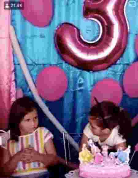 Sisters fighting over blowing out birthday candle in viral video: 'It's that relationship of sisters'