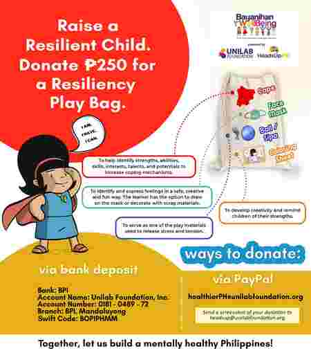 bayanihan for wellbeing