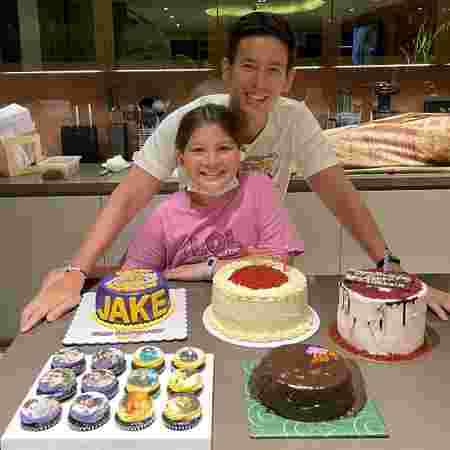 jake ejercito daughter