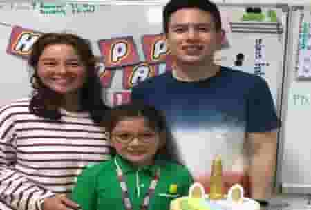Jake Ejercito at Andi Eigenmann co-parenting set-up