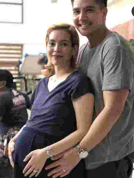 LOOK: Desiree del Valle gives birth to baby boy