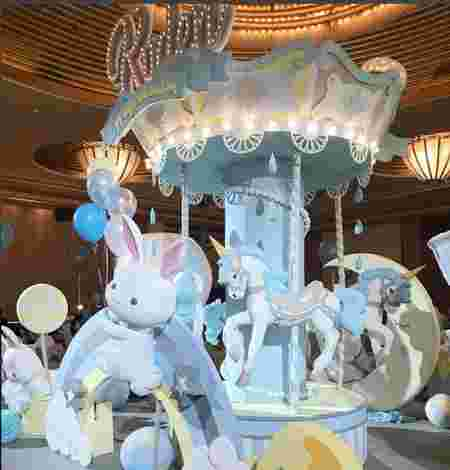 Daughter Of Singapore Billionaire Throws The Most Lavish Party For Son