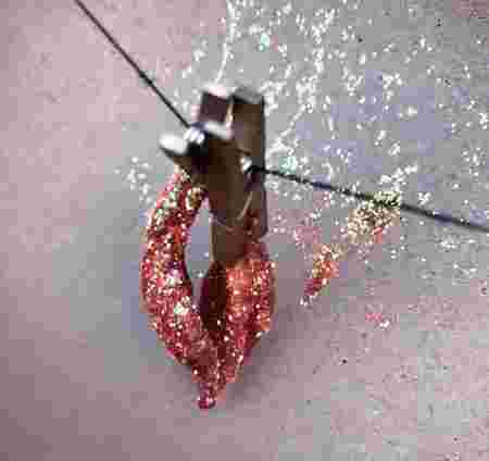 Labioplasty: This mom turned her own vulva into a necklace!