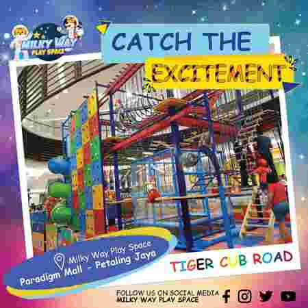 Indoor Playgrounds In JB Malls Where Singaporean Families Can Have Fun For Less