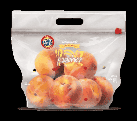 SFA Recalls Peaches Imported to S'pore from US Due to Salmonella Risk