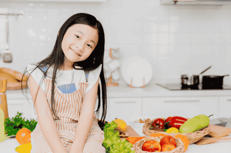 article on child nutrition