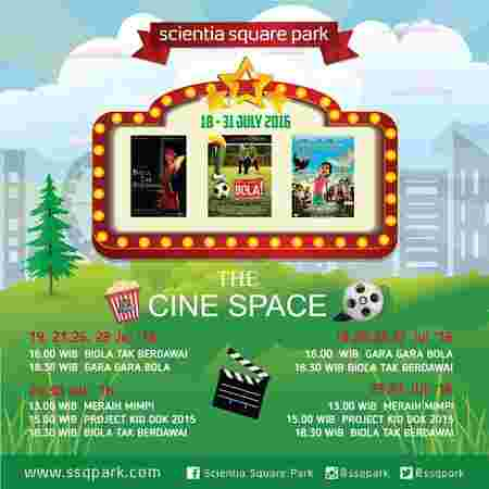 The Cine Space