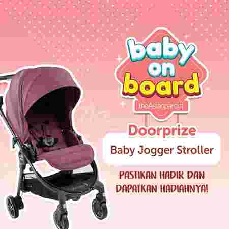 The Biggest Pregnancy Shower in Jakarta, Baby on Board theAsianparent Indonesia 2019
