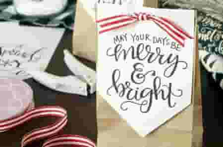 9 Gift wrapping ideas to try this Christmas