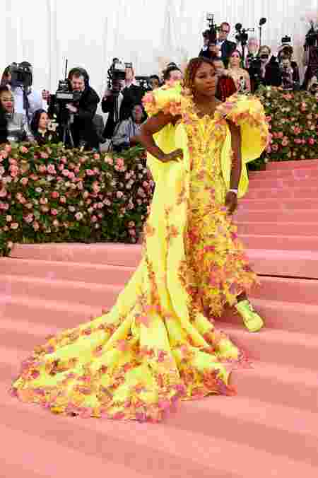 Fashion inspiration from met gala 2019