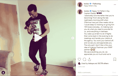 See How Your Favourite Celebrities Are Celebrating Father's Day