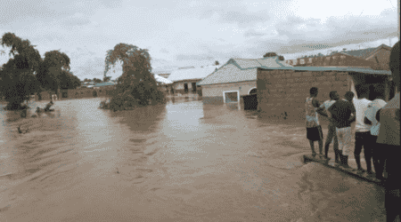 Flood Kills A Pregnant Woman And To Others In Plateau